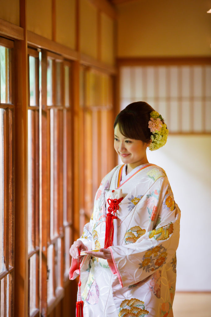 横浜で和装の結婚式・お色直しから演出まで全てがわかる!【ご